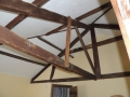 later ceiling trusses
