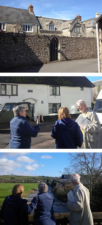 Colyton Walking Tours