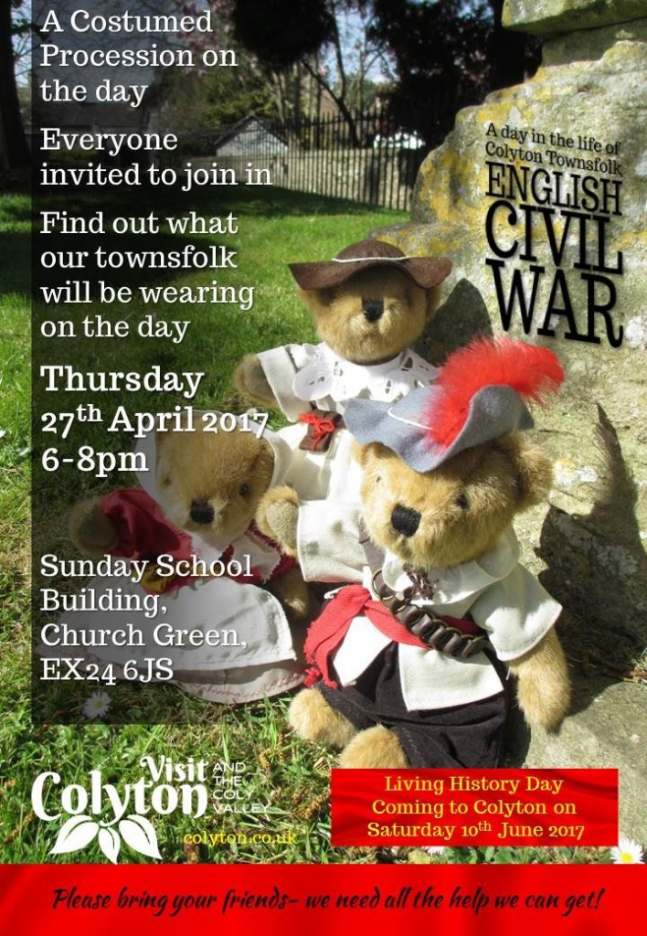 ECW Costumes April meeting (teddy)